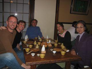 Soba Noodles for Lunch at Namiki Yabusoba, Tokyo